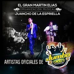 @MartinEliasDiaz y @Jeronimo de la Espriella , artistas oficiales del Jumbo Concierto - http://wp.me/p2sUeV-4cD  - #Noticias #Vallenato !