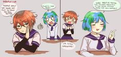 Earth chan and Mars chan roasts by Panzersoldat246