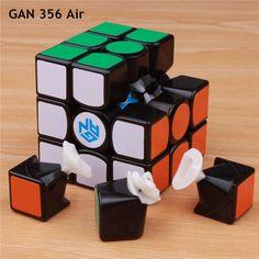 GAN 356 S V2 & gan356 Aria velocità cubo cubo magico profissional GANS puzzle GAN356S cube classic toys