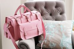 Grafea pink lego holdall - The Little Magpie