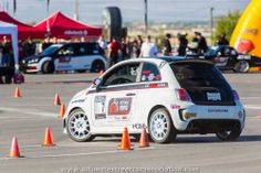 """""""My car could never compete in the OUSCI,"""" says lots of folks. We ask them, """"Why not?"""" If people are looking for excuses to not run in USCA qualifying events for the OUSCI, they only need one excuse, but """"my car's not good enough"""" shouldn't be one of them. We absolutely loved Chris Frick's 2012 Fiat 500 Abarth"""