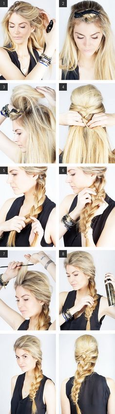 it looks like Elsa's braid from frozen