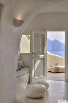Tour Mystique, a Luxury Collection Hotel, Santorini with our photo gallery. Our Santorini hotel photos will show you accommodations, public spaces & more.