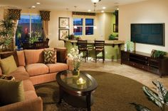 Landings at Talavera in Mountain's Edge, a KB Home Community in Las Vegas, NV (Las Vegas)
