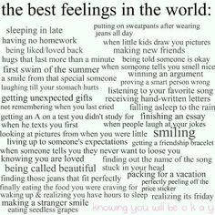 """the best feelings in the world"" via Hawtvintage Tumblr  #inspiration #MentalHealth"