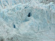 Up close and personal with a glacier