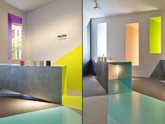Tollens stand design in Casa Decor 2013 by VOL2 DESIGN, Madrid   Spain trade fairs