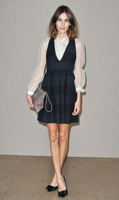b5fa804b9c Love Alexa Chung  These are the style moments we love from the cool street  style