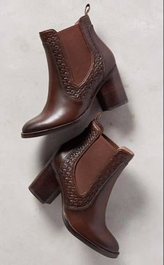 Liebeskind Vitello Booties #anthroregistry