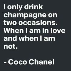 champagne and birthday quotes - Google Search
