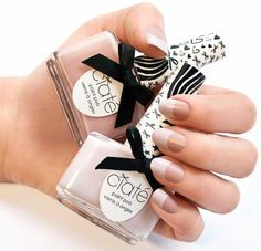 Ciate chalk-inspired polish in Confess leaves a demi-matte, ultrasoft finish | Sephora Beauty Board #nailart