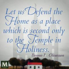Sister Oscarson - LDS Quote #ldsconf