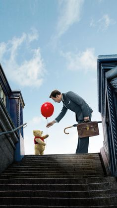 Christopher Robin 2018 Movie available for your desktop, tablet, iphone, and android device, hdpictures is automatic to adjust with your device resolution. Cute Winnie The Pooh, Winnie The Pooh Quotes, Winnie The Pooh Friends, Disney Phone Backgrounds, Disney Phone Wallpaper, Disney Films, Disney And Dreamworks, Movie Wallpapers, Cute Wallpapers
