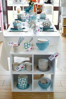 Kmart Home Range and Fantastic Giveaway $2 polka dot coffee mugs!