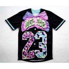 Fresh Prince Of Bel Air Baseball Jersey Please order 2 sizes up from your  regular T 8cdac0456