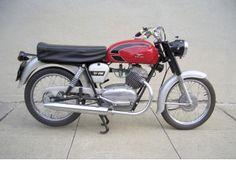 1966 Moto Guzzi Stornello 125 Sport Frame no. T65GP Engine no. T65GP Sold for US$ 4,680 (£2,797) inc. premium