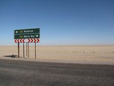 Namibia is Perplexing, Captivating and Humbling