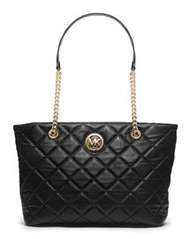 MICHAEL Michael Kors MICHAEL Michael Kors  Large Fulton Quilted Tote, yes please