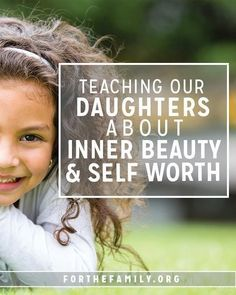 Does your daughter know that she is seen? That she is known? That she is loved? In a world that tells them everything they are NOT, heres how to fill them up with the knowledge of Gods love for them, their inner beauty and true self worth. Parenting Humor, Kids And Parenting, Parenting Hacks, Peaceful Parenting, Parenting Styles, Parenting Classes, Gentle Parenting, Raising Daughters, Raising Girls