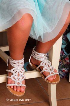 Sandali per bambina .