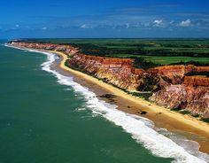 Praia das Barreiras-Alagoas-Brasil