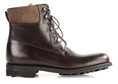 Chaussures Boot cuir homme Keystone gomme Bexley