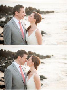 Maui Beach Wedding, Maui Elopement, Maui Wedding Photography, Maui Elopement Photography, Wailea, Couples Posing, Bride, Groom, naomilevit.com