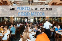 Why Porto is Europe's next Food Mecca, is the first post from a series of collaborative contributions from travel, food and wine bloggers, aimed at showcasing Porto as an emerging food destination in Europe. Participants…