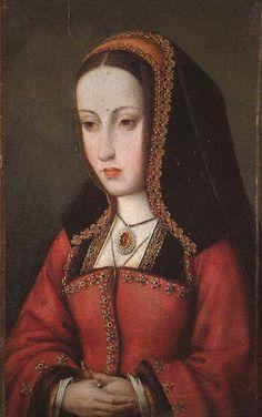 Juana I de Castilla (1479-1555)