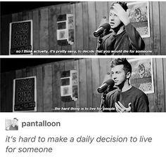 Tyler gets it