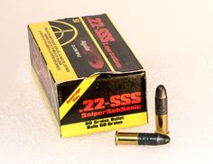 Some cool #22lr #ammo from #Aguila. 60-grain Bullets use extra short cases so it…