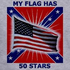 anti confederate flag | my_flag_has_50_stars_hoodie.jpg?color=HeatherGrey&height=250&width=250 ...