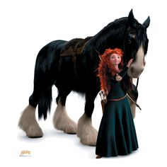 Brave's Merida & Angus Stand-Up - OrientalTrading.com