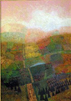 Mark English-'Untitled Landscape'-Telluride Gallery of Fine Art