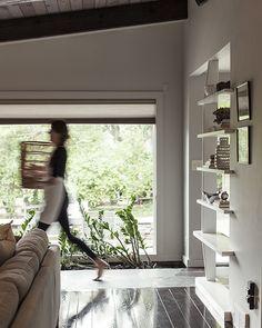 huge window. Living With Kids: Liz Young