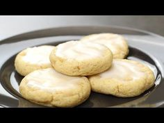 Lemon Cheesecake Cookies
