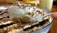 Γλυκό ψυγείου με μπανάνα (στα γρήγορα) Cookbook Recipes, Cooking Recipes, Acai Bowl, Deserts, Food And Drink, Ice Cream, Pudding, Pie, Sweets
