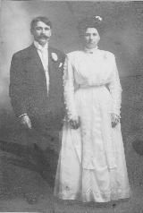 Alpha Boucher and Sarah Germain