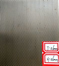 hole 0.6mm SS304 perforated metal screen-JRD Wire Mesh, available hole 0.5mm, 0.6mm, 0.8mm, 1.0mm Metal Screen, Perforated Metal, Ceiling Panels, Water Treatment, Wire Mesh, Oil And Gas, Roof Panels, Metal Lattice, Wire Mesh Screen