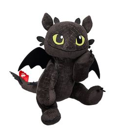 17 in. Toothless | Build-A-Bear Workshop....I want...☺️☺️☺️☺️