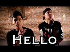 """HELLO"" - Adele Dance Video | @MattSteffanina ft @D_TRIX - YouTube"