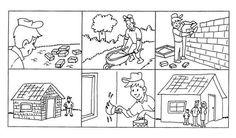 Rekenen -> logische volgorde huis