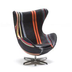 Arne Jacobsen chair miniature