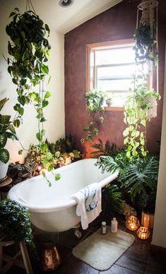 9 Ways to Create a Bathtime Oasis