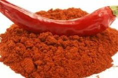 Cayenne Pepper - Home Remedy For Toothache. works in seconds! It's amazing! Just dab cayenne pepper on sore tooth area with a q-tip.no more pain! Types Of Peppers, Red Peppers, Avocado, Spicy Dishes, Fall Vegetables, Pepper Seeds, Grilling Gifts, Cayenne Peppers, Fat Burning Foods