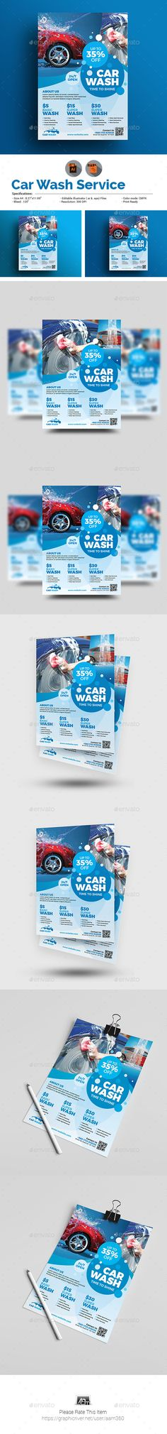 Rent a Car Flyer Renting, Flyer template and Template - car flyer template