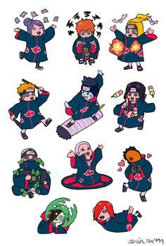 Read 20 from the story Akatsuki by chickcky (Chinami Herrera) with 168 reads. Itachi Uchiha, Naruto Shippudden, Naruto Fan Art, Naruto Cute, Naruto Shippuden Sasuke, Anime Naruto, Anime Chibi, Anime Akatsuki, Wallpaper Naruto Shippuden