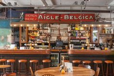 Café van Mechelen - Amsterdam http://www.stadscafevanmechelen.nl/werken/
