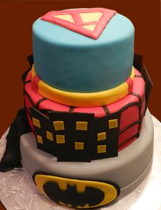 superhero baby shower cake cakes cupcakes pinterest its a