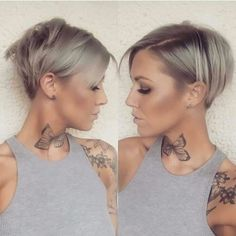 Edgy Long Pixie Cut for Fine Hair Choppy Pixie Cut, Edgy Pixie Cuts, Pixie Bob, Short Pixie, Pixie Cut Thin Hair, Pixie Cut For Round Faces, Long Pixie Hair, Short Bob Hair, Short Hair Cuts For Women Edgy